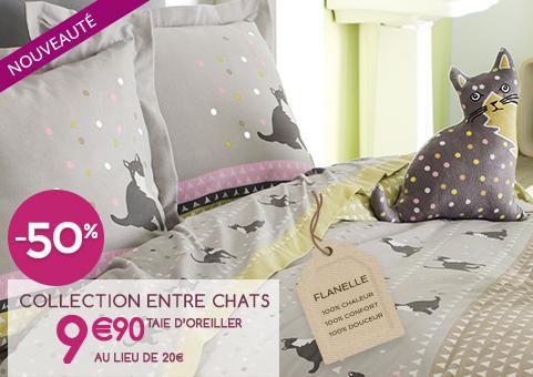 Bon plan une promotion sur le linge de lit sur la boutique fran oise saget chez fran oise saget - Housse de couette francoise saget ...