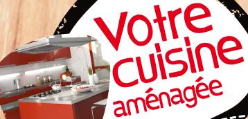 Le gaulois une cuisine am nag e jeux concours - Cuisine amenagee discount ...