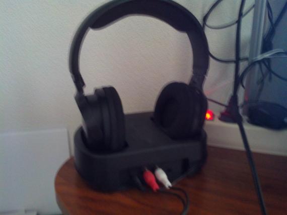 brabher casque audio decodeur tv bbox