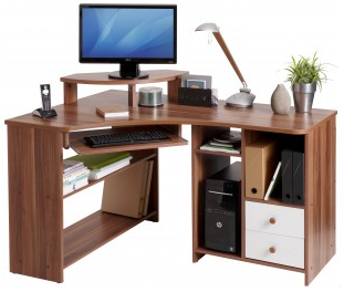 bon plan chez top office achetez le bureau d angle. Black Bedroom Furniture Sets. Home Design Ideas