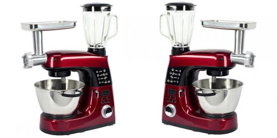 Bon plan le kitchen cuiseur ultra rubis s affiche - M6 boutique robot cuisine ...
