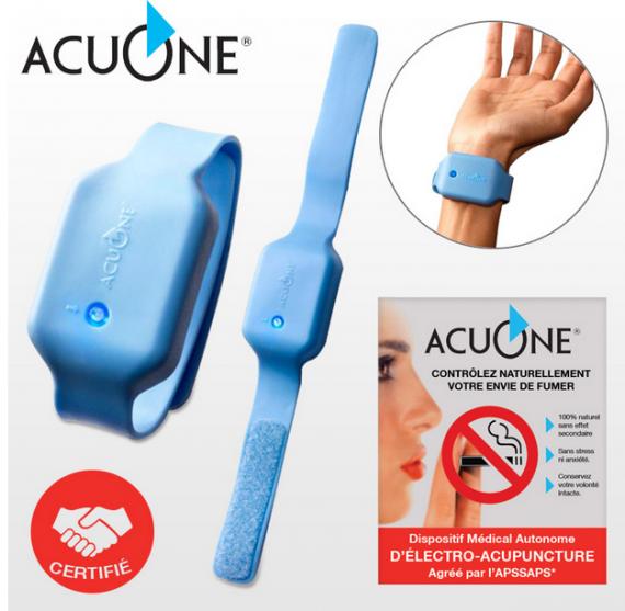 Bon plan bracelet acuone anti tabac et anti addiction - Bon de reduction trend corner ...