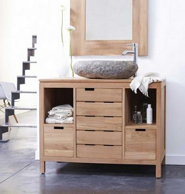 Bon plan le meuble de salle de bain 100 serena for Bon plan meuble