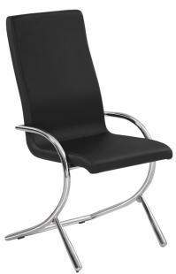 bon plan lot de 6 chaises noires boreal moins 12 chez meubles d griff s. Black Bedroom Furniture Sets. Home Design Ideas