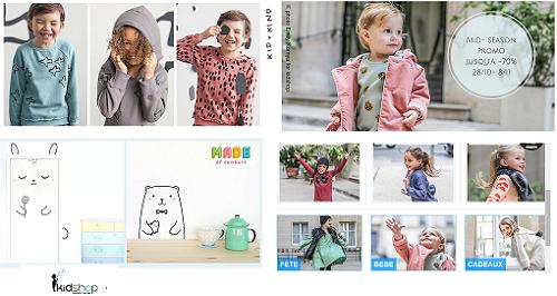 Code reduction kidshop bon plan et frais de port gratuit - Code promo berceau magique frais port ...