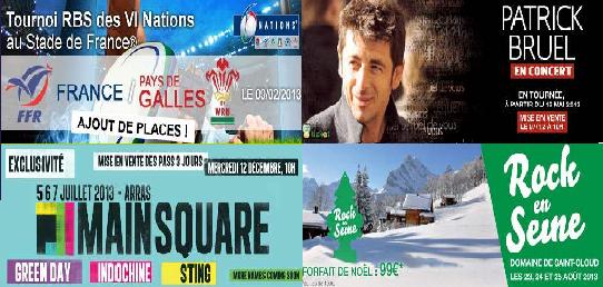 Code reduction francebillet bon plan et frais de port - Code promo vente privee frais de port ...