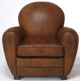 Bon plan fauteuil club el paso microfibre fa on cuir vieilli vendu seulem - Le bon coin fauteuil club ...
