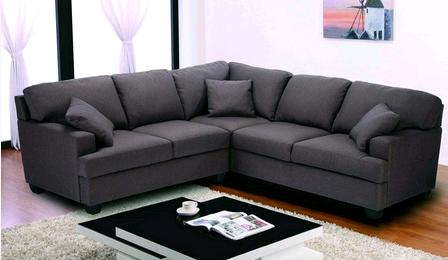 bon plan le canap d angle tissu 5 places alina est vendu 399 sur habitat et jardin chez. Black Bedroom Furniture Sets. Home Design Ideas