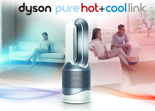 les initi s nouveau test dyson purificateur d 39 air test de produit. Black Bedroom Furniture Sets. Home Design Ideas
