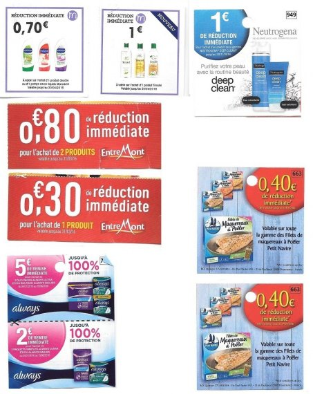 Les Bdr Bons De Reduction Bon De Reduction A Imprimer