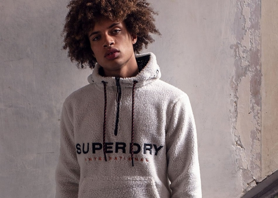 Code reduction Superdry ⇒ 5 codes promos