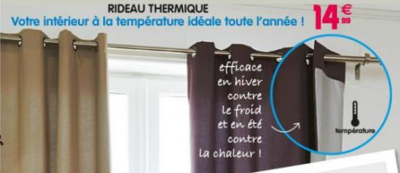 Rideau Thermique Gifi Avis Aura Elektrik Süpürgesi Ve