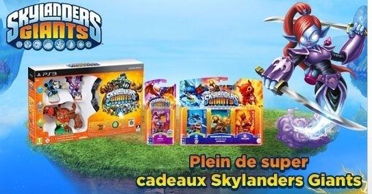Gulli jeux et figurines skylanders giants jeux concours - Jeux gratuits skylanders ...