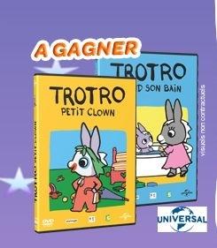 Piwi dvd du dessin anim trotro jeux concours - Jeux de trotro ...