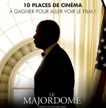 zoom cinema places pour le film le majordome jeux concours. Black Bedroom Furniture Sets. Home Design Ideas