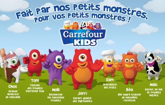 Comment Obtenir La Carte Carrefour Kids Club.Carrefour Kids Club 1500 Peluches P Tit Monstre Concours