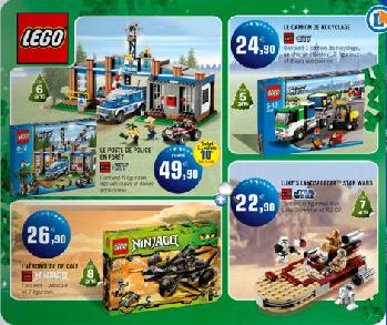 jeux et jouets e leclerc lego city. Black Bedroom Furniture Sets. Home Design Ideas