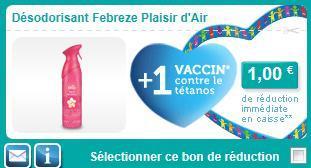 Catalogue auchan du 11 au 17 janvier 2012 promotion - Bon reduction febreze ...